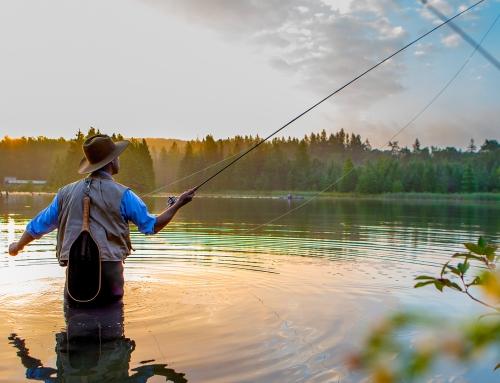 Tournoi des 5 nations de pêche à la mouche