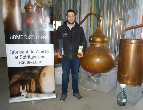 Home Distillers : le whisky made in Velay
