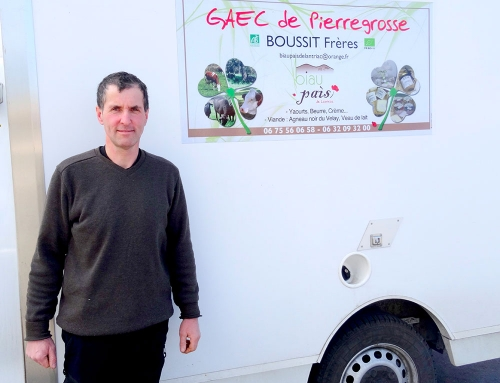 GAEC de Pierregrosse: Les viandes et les yaourts bio du Velay…