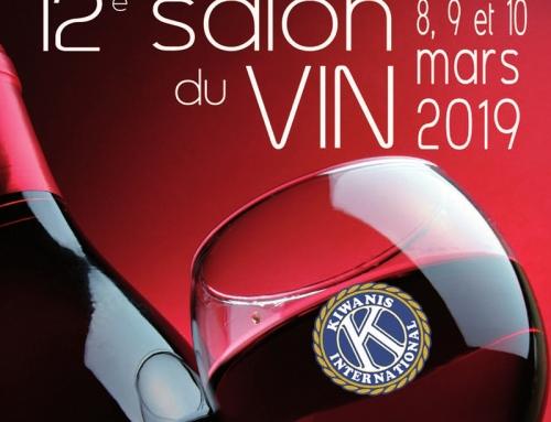 12e salon du vin à Saint-Paulien