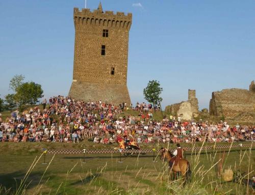 Vous avez rendez-vous au Festival Médiéval de Polignac