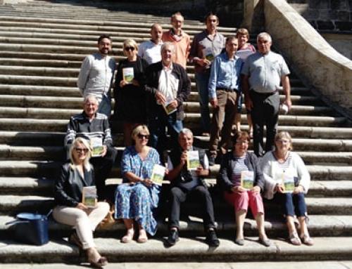 Une nouvelle édition du topoguide de randonnée :  Le Velay… à pied, autour de La Chaise-Dieu