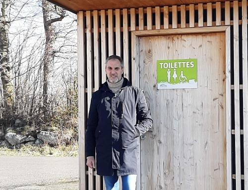 Des toilettes sans eau, autonomes et durables, made in Velay
