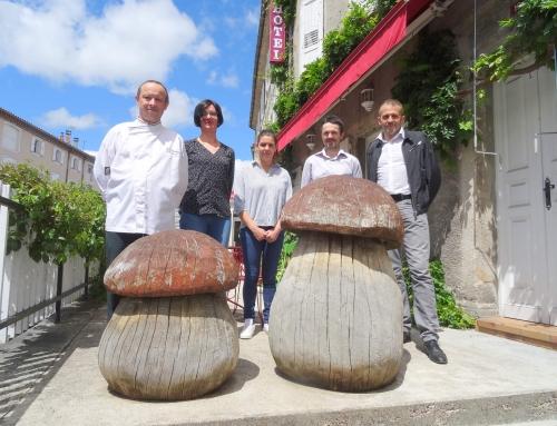 Les champignons vont doper l'économie sur le Saint-Jacques