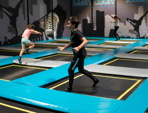 Alti Arena : un centre multi-activités indoor au Puy-en-Velay