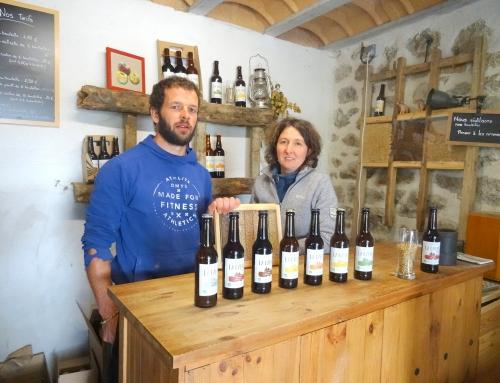 La Gabale : Une bière artisanale au goût de céréales sur le Saint-Jacques