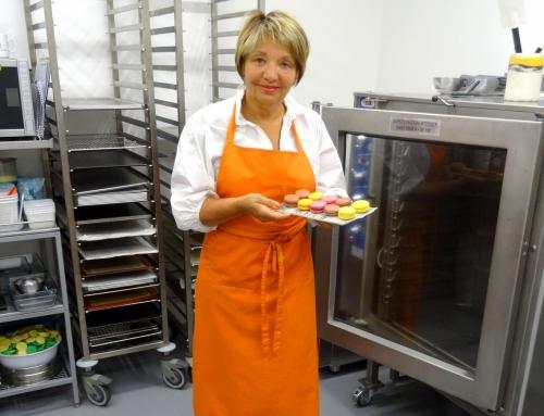 Mademoiselle Macaron: gourmandises sucrées et salées !