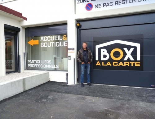 Du self stockage au Puy-en-Velay