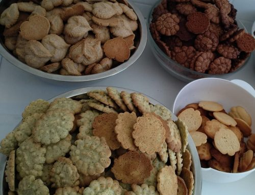 La Gourmandine nous régale de ses bons biscuits