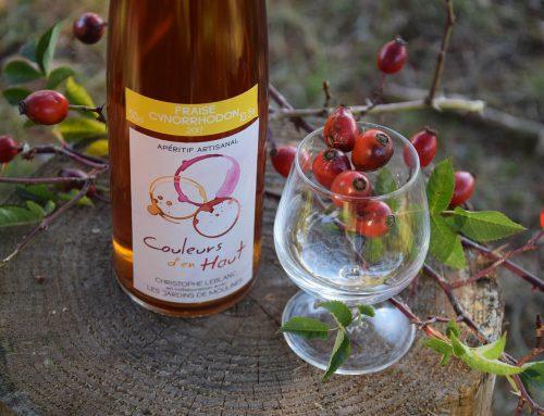 Couleurs d'en Haut: des vins de fruits bio et locaux