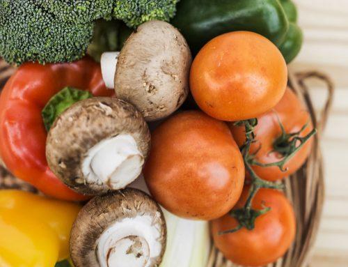 Des légumes bio aux Ateliers de la Bruyère