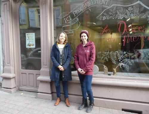 Les Délices du Mézenc désormais en vente au Puy-en-Velay