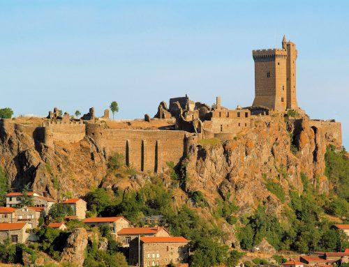 Le donjon de la forteresse de Polignac fête ses 600 ans